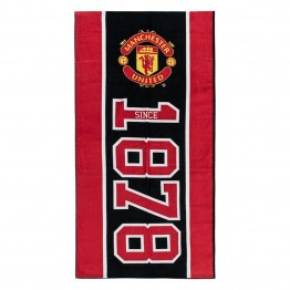 Кърпа MANCHESTER UNITED Beach Towel ES