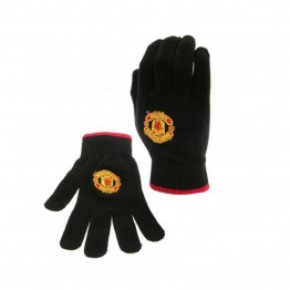 Ръкавици MANCHESTER UNITED Knitted Gloves