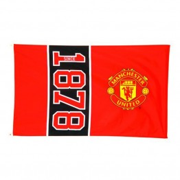 Знаме MANCHESTER UNITED Since Flag