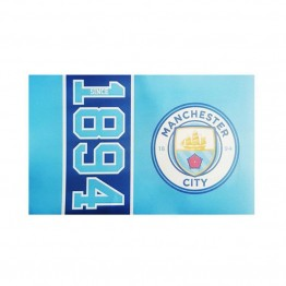 Знаме MANCHESTER CITY Since Flag